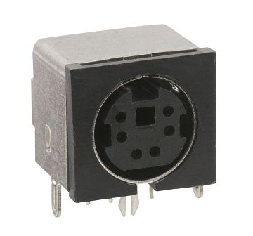 Mini Din Socket